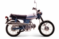 Honda CL70 Benly - 1970