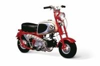 Honda CZ100 Monkey - 1963