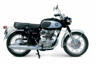 Honda Dream CB450 - 1965