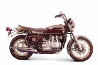 Honda GL1000 Gold Wing - 1974