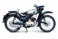 Honda JC57 Benly - 1956