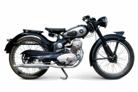 Honda Model J Benly - 1953