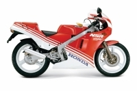 Honda NSR250R - 1986