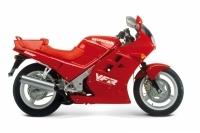 Honda VFR750F - 1988