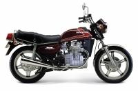 Honda Wing Gl500 - 1977