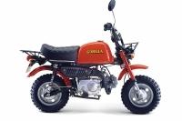 Honda Z50-JIII Gorila - 1978