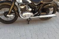 NSU LUX 1952 model