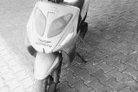 Bolu Merkezde satılık Asya 150 T Motosiklet.