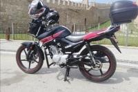Yamaha ybr 125 esd 2012 model