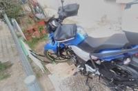 bajaj 125 st full temiz bakımlı motosiklet