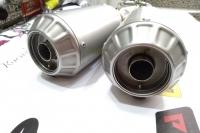 Ducati Scrambler Egzoz Akrapoviç Benzeri uyumlu 1.kalite egzoz