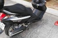 2012 model sym gts 250i evo acil satılık
