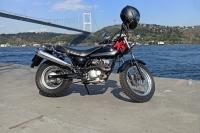 Suzuki - VanVan RV 200