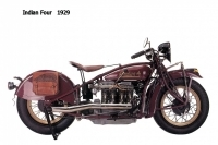Indian Four - 1929