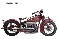 Indian Four - 1932