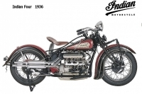 Indian Four - 1936