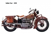 Indian Four - 1938