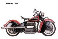 Indian Four - 1940