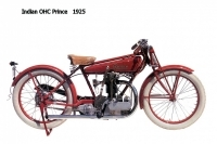 Indian OHC Prince - 1925