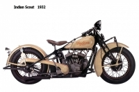 Indian Scout - 1932