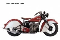 Indian Sport Scout - 1940