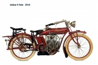 Indian V-twin - 1914