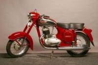 JAWA 250-350 - 1954