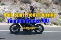 Hem Sport hem Touring: Yamaha Tracer 700