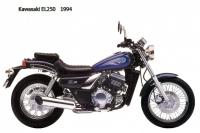 Kawasaki EL250 - 1994