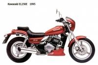 Kawasaki EL250E - 1995