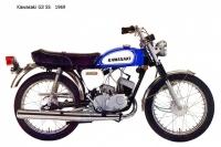 Kawasaki G3SS - 1969