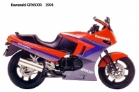 Kawasaki GPX600R - 1994