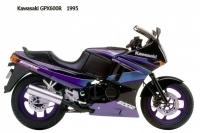 Kawasaki GPX600R - 1995