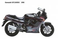 Kawasaki GPZ1000RX - 1986