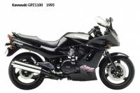 Kawasaki GPZ1100 - 1995