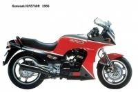 Kawasaki GPZ750R - 1985
