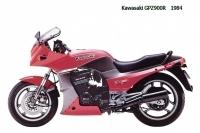 Kawasaki GPZ900R - 1984