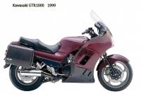 Kawasaki GTR1000 - 1999