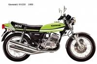 Kawasaki KH250 - 1980