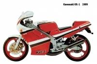 Kawasaki KR1 - 1989