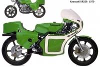 Kawasaki KR250 - 1979
