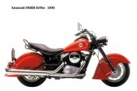 Kawasaki VN800Drifter - 1999