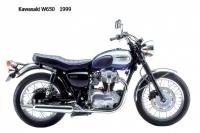 Kawasaki W650 - 1999