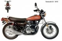 Kawasaki Z1- 1972