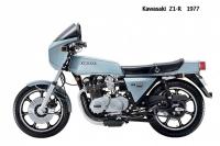 Kawasaki Z1 R - 1977