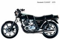 Kawasaki Z1000ST - 1979