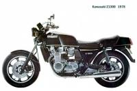 Kawasaki Z1300 - 1978