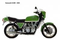 Kawasaki Z1300 - 1984