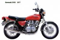 Kawasaki Z650 - 1977