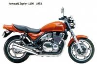 Kawasaki Zephyr1100 - 1992